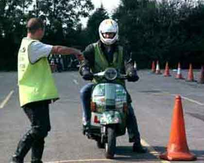 CBT Motorbike Training - Half Day Course